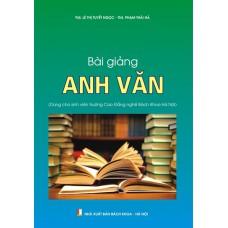 Bài giảng Anh Văn