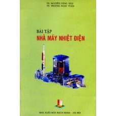 Bài tập nhà máy nhiệt điện