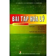 Bài tập Hóa lý (dịch từ Tiếng Nga)