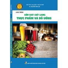 Giáo trình kiểm soát chất lượng thực phẩm và đồ uống