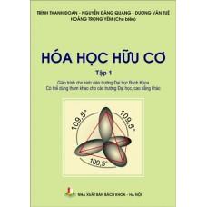 Hóa học hữu cơ tập 1