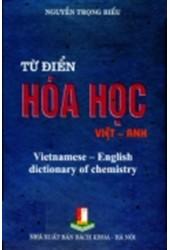 Từ điển Hóa học Việt Anh