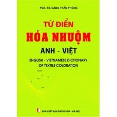 Từ điển hóa nhuộm Anh - Việt